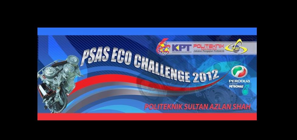 PSAS ECO CHALLENGE 2012