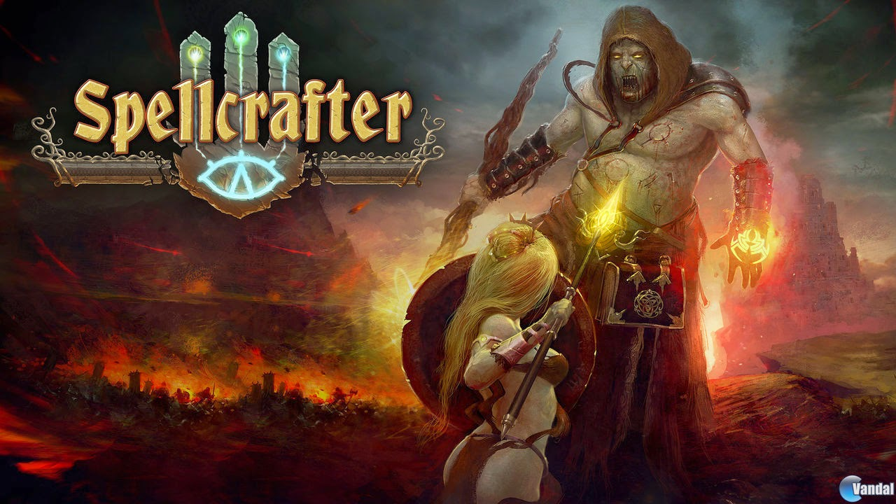 Spellcrafter: The Path of Magic Gameplay IOS / Android
