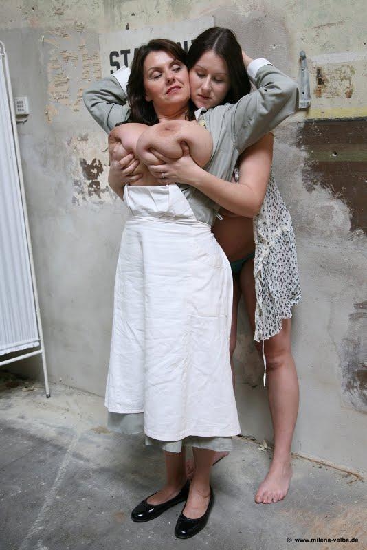 M Velba: Steffi - Pregnancy Check