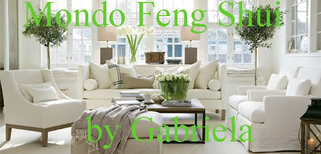 Blog Feng shui design lifestyle by Gabriela