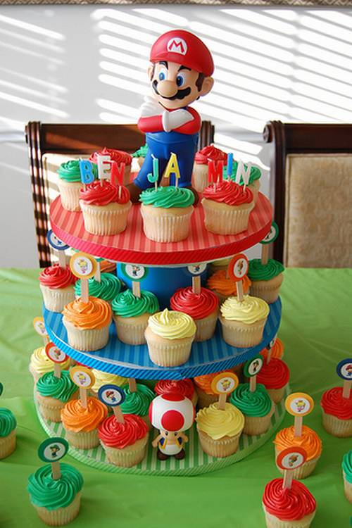 Events By Tammy Jays Super Mario Brothers Birthday Party
