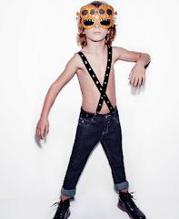 Moda Infantil: Chinche, Rock Attitude