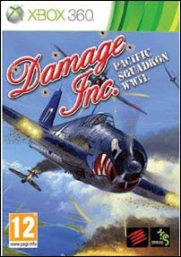 Download Damage Inc Pacific Squadron WWII XBOX 360 Torrent