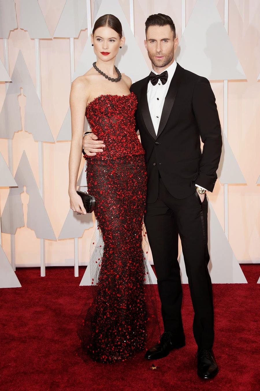 Adam Levine Oscars
