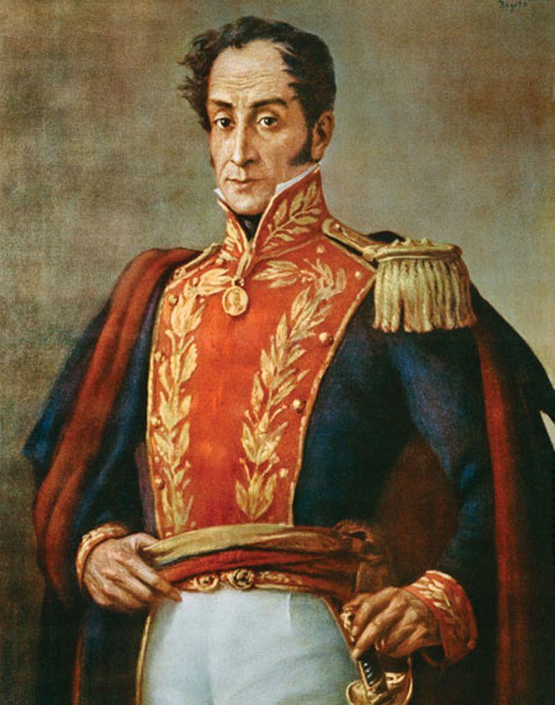 Independencia De Colombia Personajes Principales De La Independencia