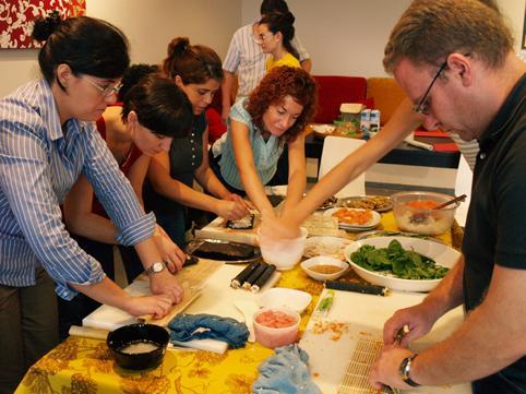 Clases de cocina un rico negocio ideas de negocios ok for Cursos de cocina