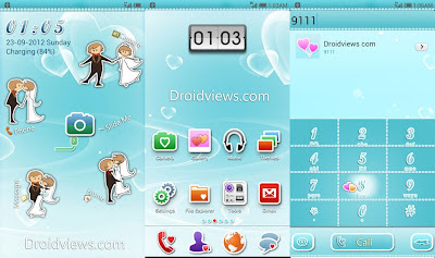 Valentine Theme for MIUI V4