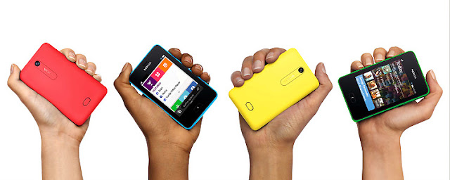 Nokia launches Asha 501 at Rs 5,300