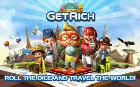 Download PC Game LINE Let's Get Rich For PC