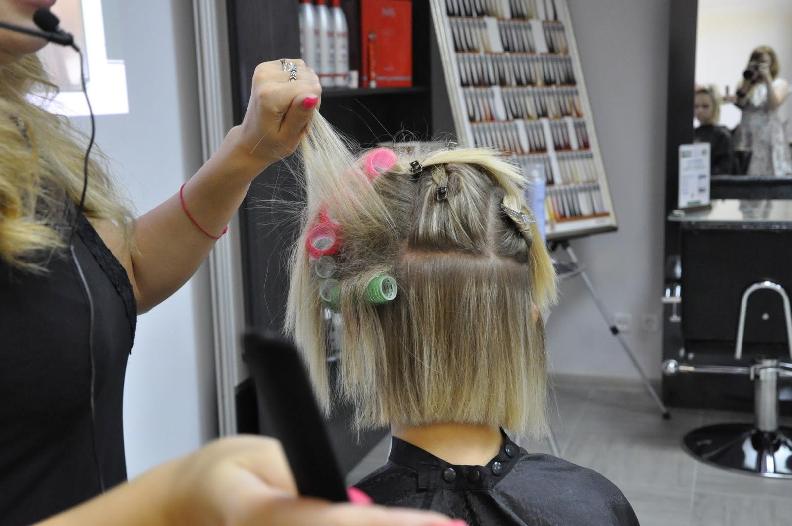 Прикорневой объем волос Буст ап
