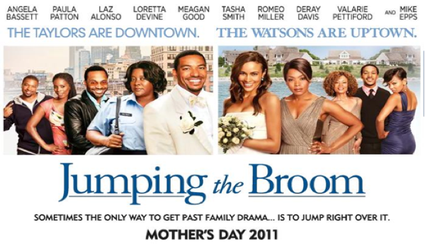 Jumping the Broom affiche