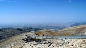 CAMINO AL MONTE NEMRUD (TURQUÍA)