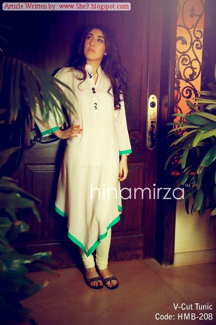 Hina Mirza - Midsummer Pret Fashion