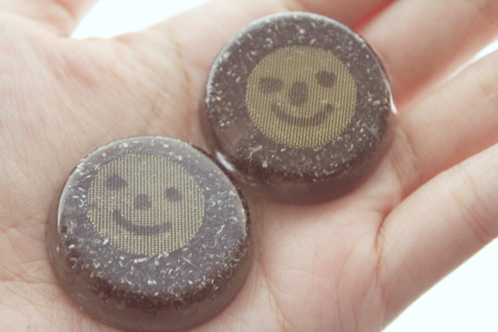 Smiley Orgonites