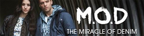 M.O.D | Herrenmode | Damenmode | MOD Banner