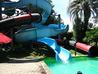 Hidrotubos End. Acuamania Salto Hotspring