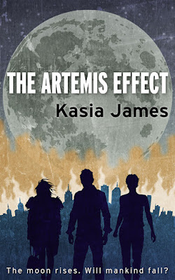 cover art for an ebook The Artemis Effect by Kasia Kames