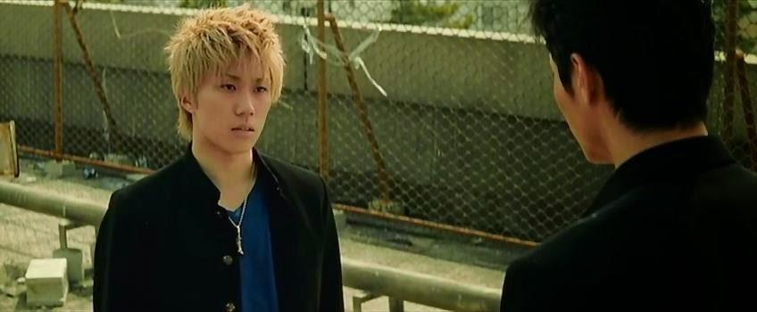 kagami ryohei crows zero 3 explode