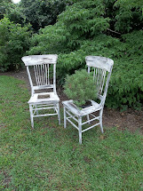 French Country Garden Plant Stand