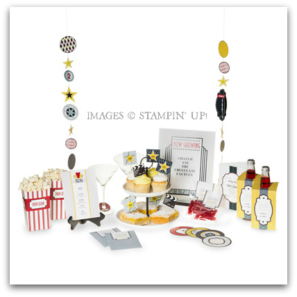 Party Premiere Digital Ensemble Kit by Stampin' Up!