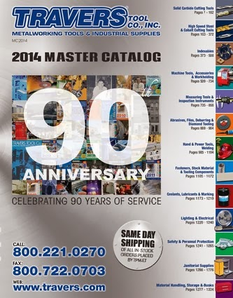 Travers 2014 Master Catalog is Here