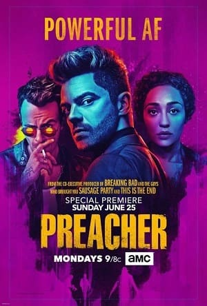 Preacher - 2ª Temporada Completa Séries Torrent Download capa