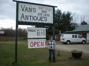 Info for Van's Antiques