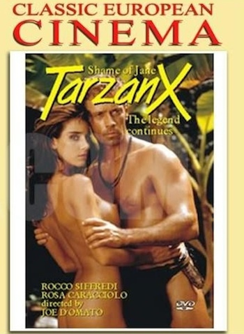 Tarzan X Shame of Jane 1995 movie download