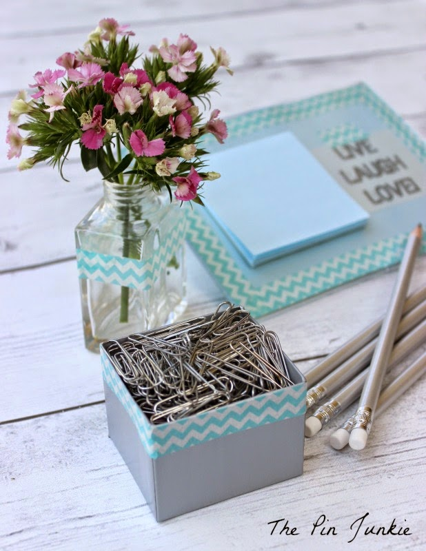 Washi Tape Desk Set