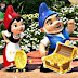 Treasure Hunt-Gnomeo and Juliet
