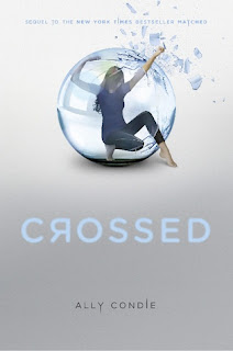 bookcover of CROSSED (sequel of Matched)