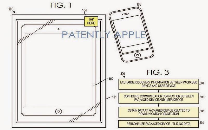 Apple Akan Patenkan Konsep Kemasan Pintar untuk iPhone