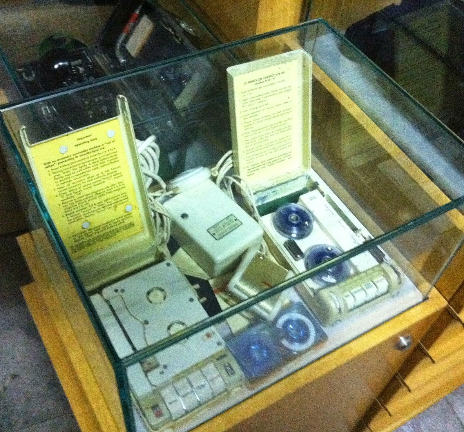 Grabadoras Stasi PROTONA