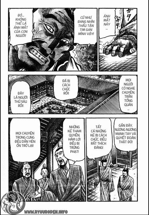 Chú Bé Rồng - Ryuuroden chap 196 - Trang 11