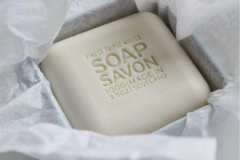 The Scottish Fine Soaps Company Soap in a Tin