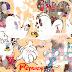 Retalhos- Minnie e Mickey Mouse