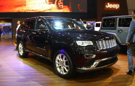 Jeep Grand Cherokee 2014 Enchanting