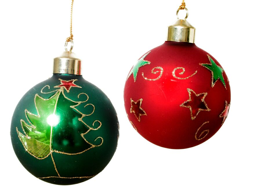 Ez decorating know how delightful christmas ornaments for Christmas decoration stuff