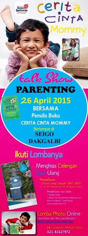 TALKSHOW PARENTING