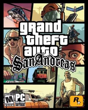 Grand Theft Auto San Andreas Cheats