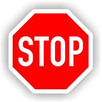Schnell abnehmen - Stopp zum Dick werden