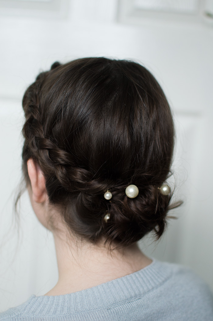 3 SECOND DAY HAIR IDEAS