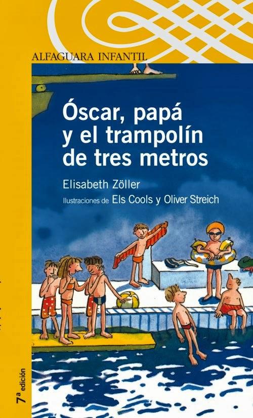 Óscar, papá y...