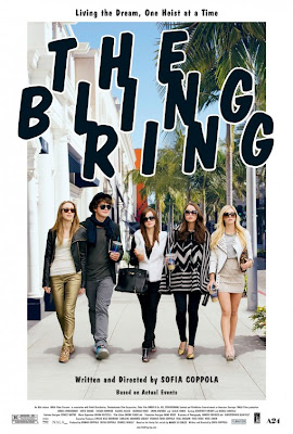 The Bling Ring Emma Watson poster