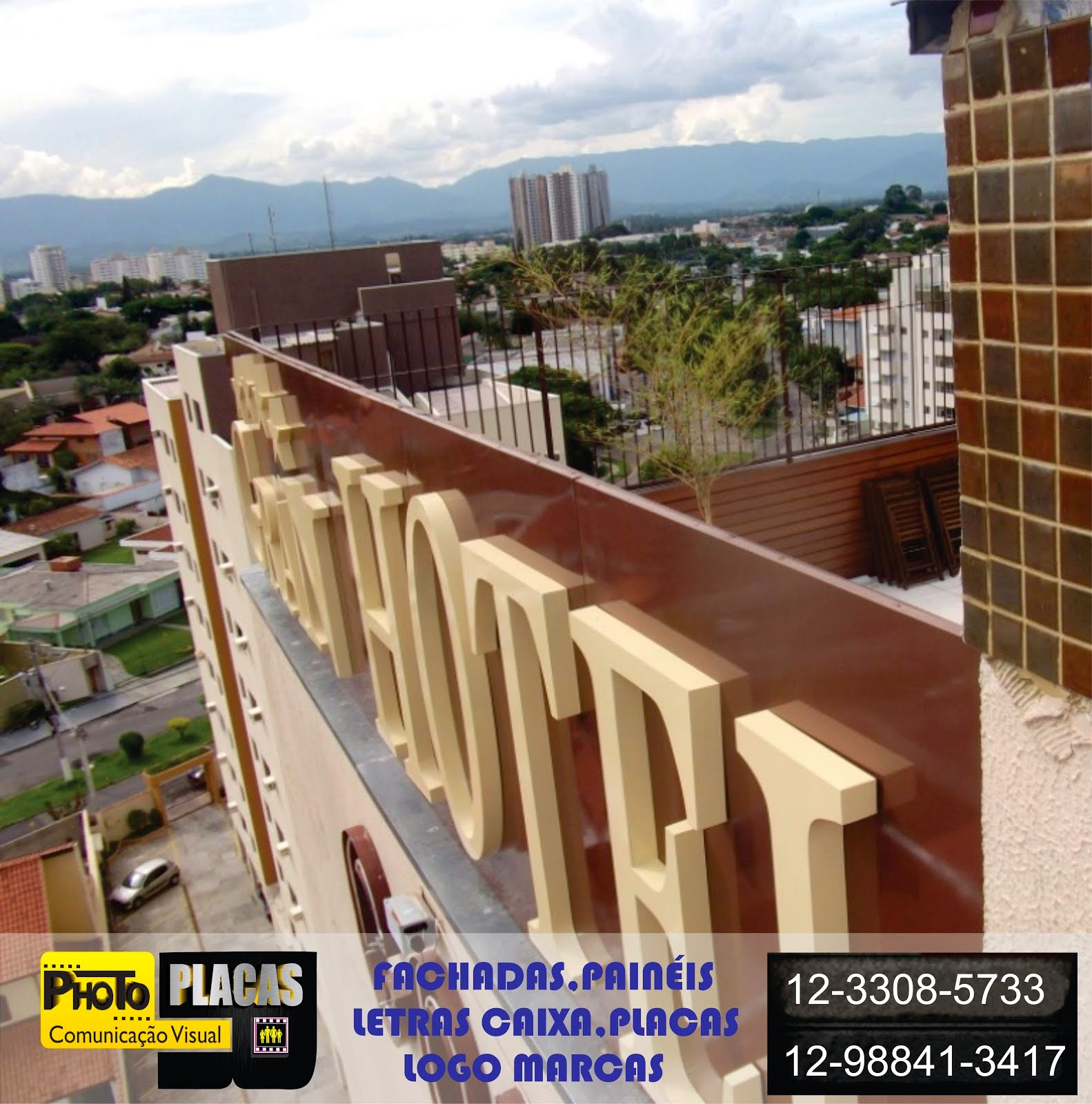 FACHADA GRAN HOTEL TAUBATÉ , SÃO PAULO