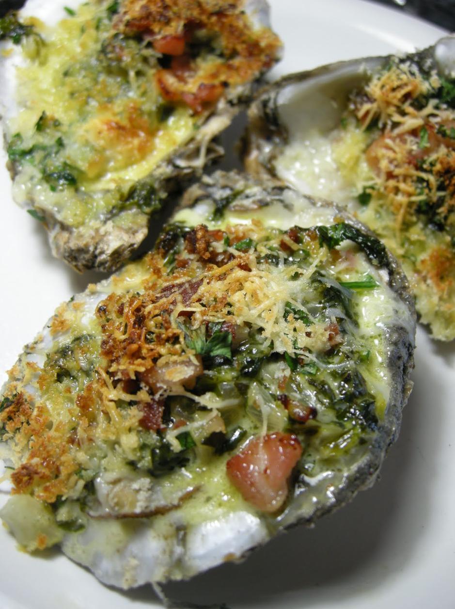 Oysters Rockefeller Recipe Oysters Rockefeller: A Lifelong Love Affair