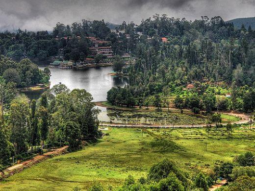 Beautiful Places In Our Earth Kodaikanal Tamil Nadu India