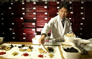 Chinese medicine pharmacy