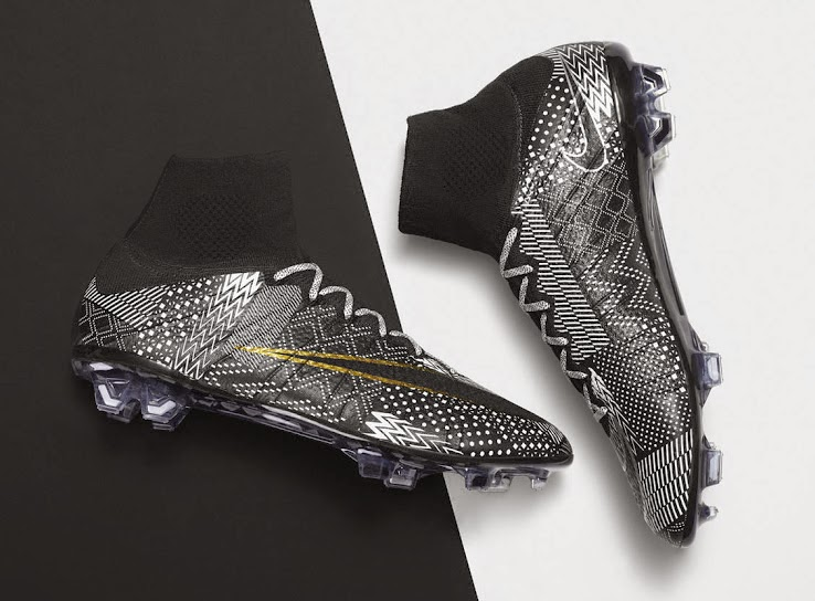 The boots hit the market two days ago, and can be found at regular Nike  retailers.