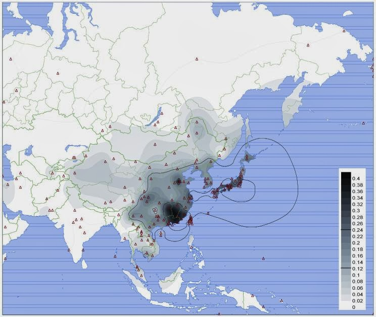 【Y-DNA】ハプログループスレ35【mtDNA】 [無断転載禁止]©2ch.netYouTube動画>3本 ->画像>151枚